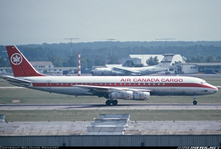 Douglas DC-8-54CF Jet Trader - Air Canada Cargo | Aviation Photo #1744085 | Airliners.net