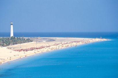 Playa de Jandia. Fuerteventura . Islas Canarias