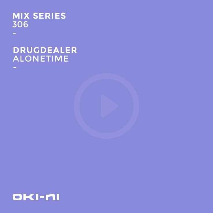ALONETIME by Drugdealer - oki-ni