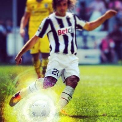 Pirlo,the best midfielder