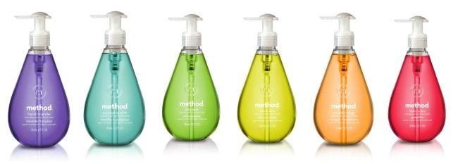 High five a rainbow with method! #cleanhappy | The Shopping Mama