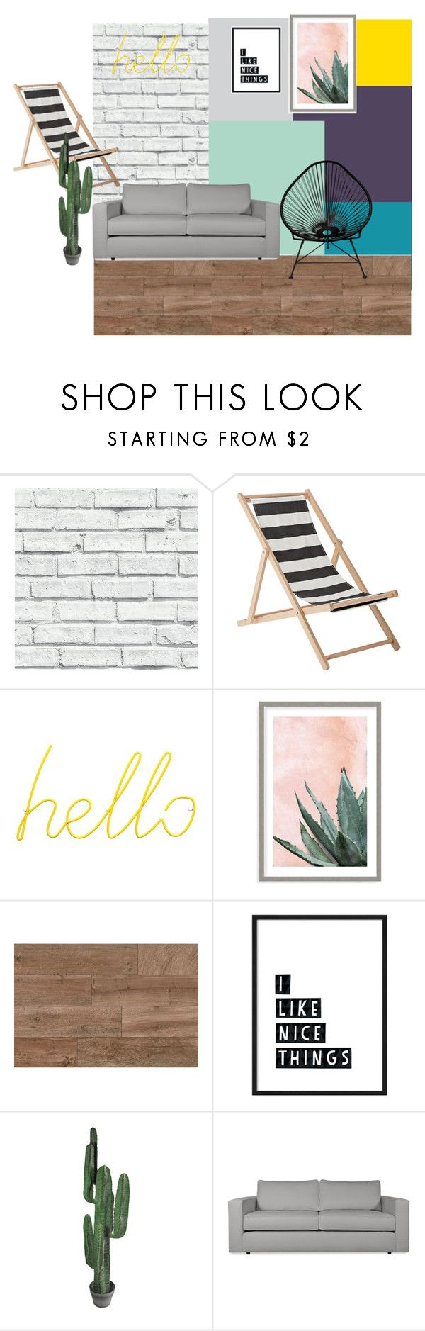 """mnvl"" by anaunderground on Polyvore featuring interior, interiors, interior design, casa, home decor, interior decorating, Bloomingville, Block, Art Addiction e Abigail Ahern"