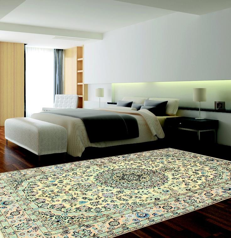 Il tappeto #Nain è perfetto per la camera da letto!