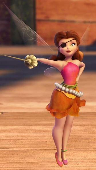 Rosetta - Disney Fairies Wiki