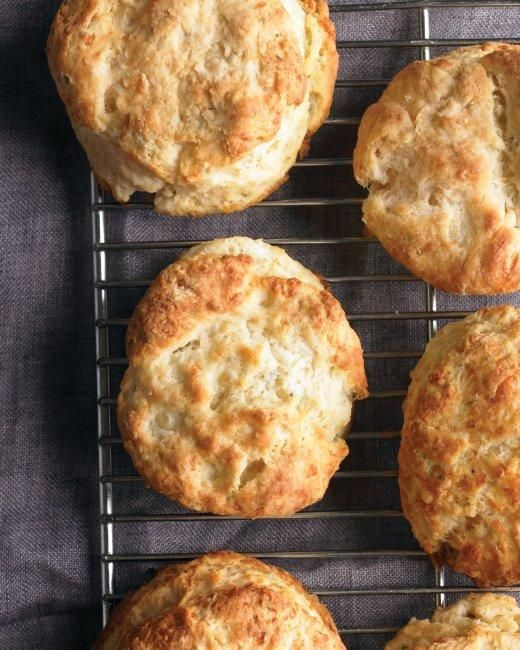 Cheddar and Sage Biscuits Recipe