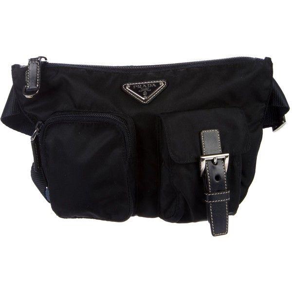 Prada Belt Bag Men