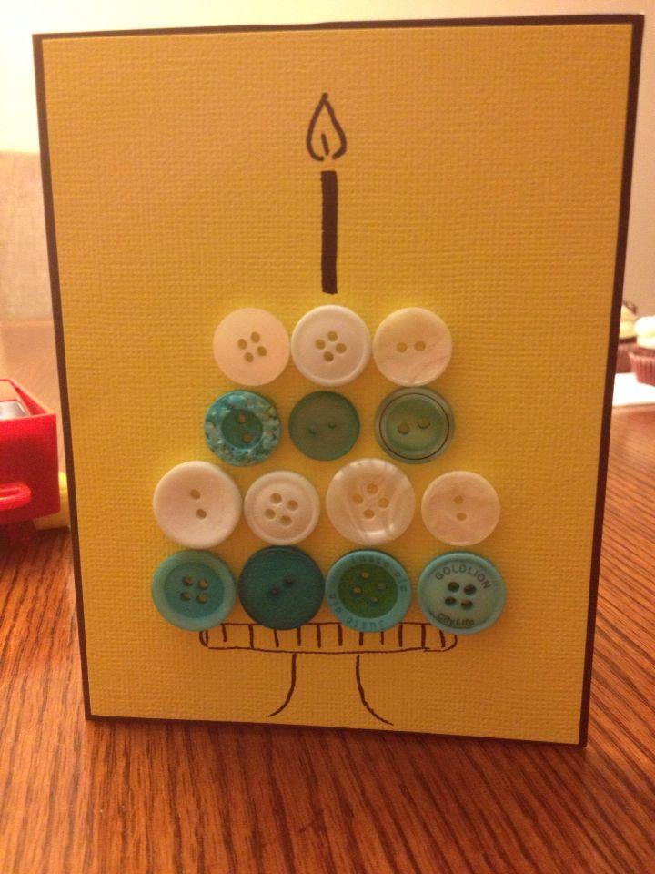 Ryan birthday card - handmadewithlove