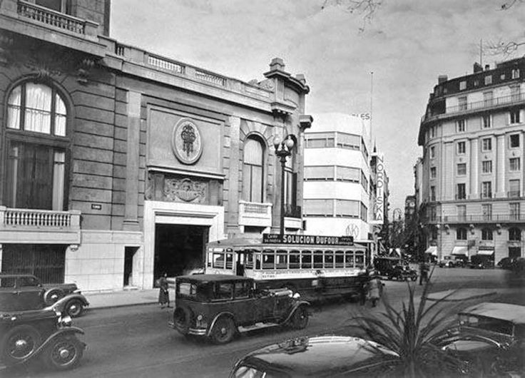 Nordiska Kompaniet - Calle Florida 101, año 1926 -  Buenos Aires - Argentina