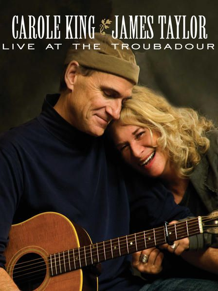 James Taylor and Carole King, joined by the same band who played with them when they first appeared at the Troubadour in 1971, re-united to celebrate the 50th anniversary of this legendary Los Angeles club. Taylor, King and the band who became The Section—Danny Kortchmar, Lee Sklar and Russ Kunkel— together performed a remarkable set of songs, including all their classics. Don't miss this extraordinary Troubadour reunion show – the concert that brought two of the world's greatest singer/...
