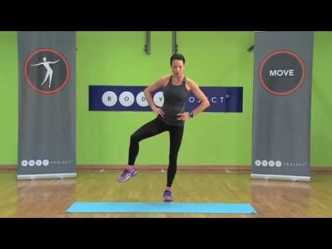 Cardio Pilates - 30 minute low impact exercise routine - YouTube