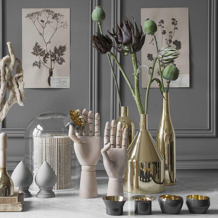 Роскошные морден позолоченные Керамика ваза Домашний Декор модные фарфоровая ваза для цветов Свадебные декоративный искусственный цветок золотой Вазе купить на AliExpress