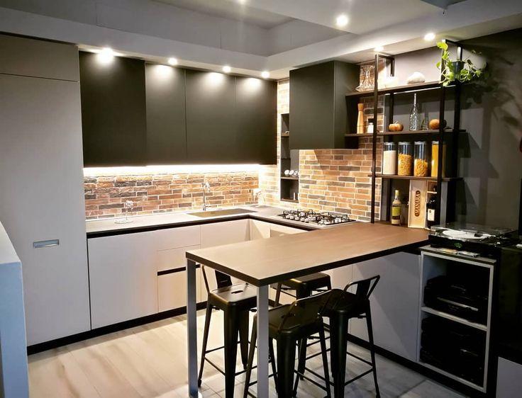 Finalmente Inizia A Prendere Forma La Casa Cucinamoderna Cucina