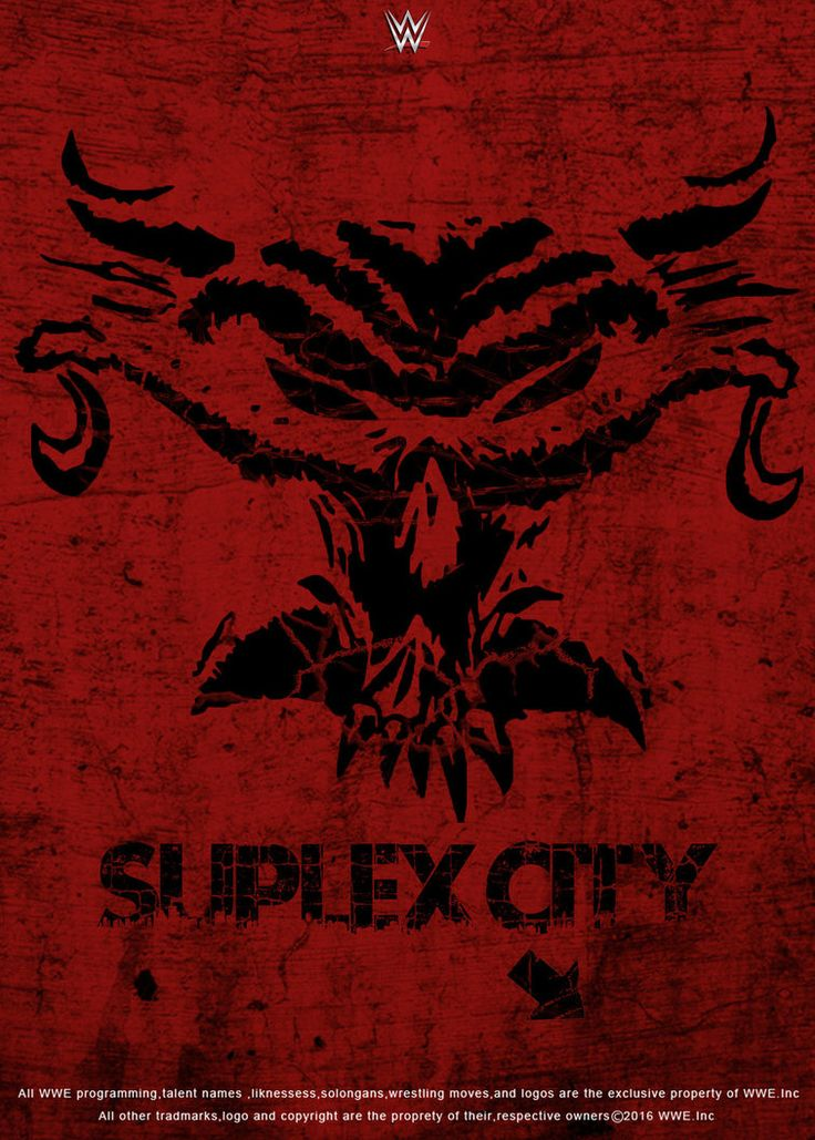 WWE Brock Lesnar Suplex City 2016 Poster by edaba7.deviantart.com on @DeviantArt