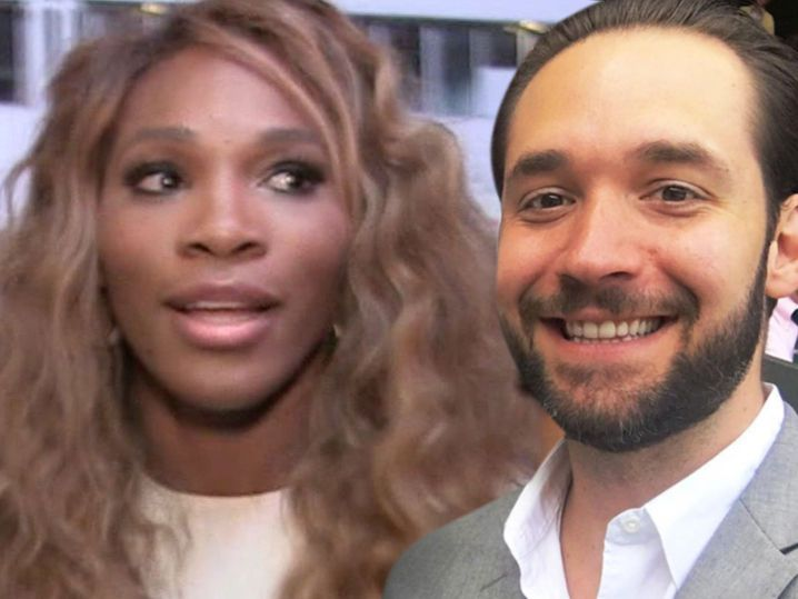 Latest News: Serena Williams Engaged to Reddit Co-Founder Alexis Ohanian in November 2016. On April 19, 2017 she announced that she is five months pregnant, they are expecting a child. Journalists are amazed that she played and WON the Australia Open while pregnant.