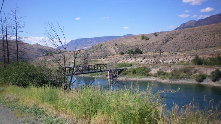 Walhachin bridge