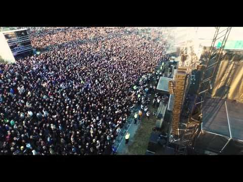 Sweden Rock Festival 3-6 June 2015