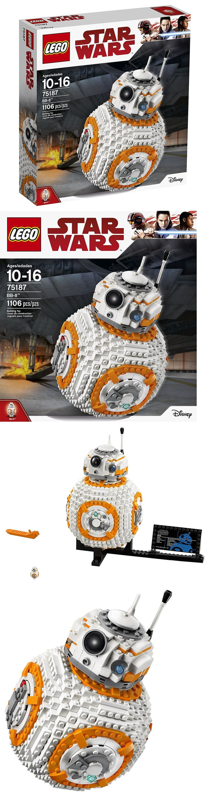 My r2 bb8 heart design is now a t shirt you can buy http tee pub - Bricks And Building Pieces 183448 Lego Star Wars Bb 8 75187 Building Kit