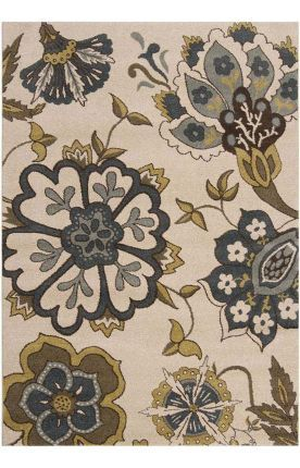 Surya Rug Monterey Brown Blue From Walmart Find This Pin And More On Living Room Colors Olive