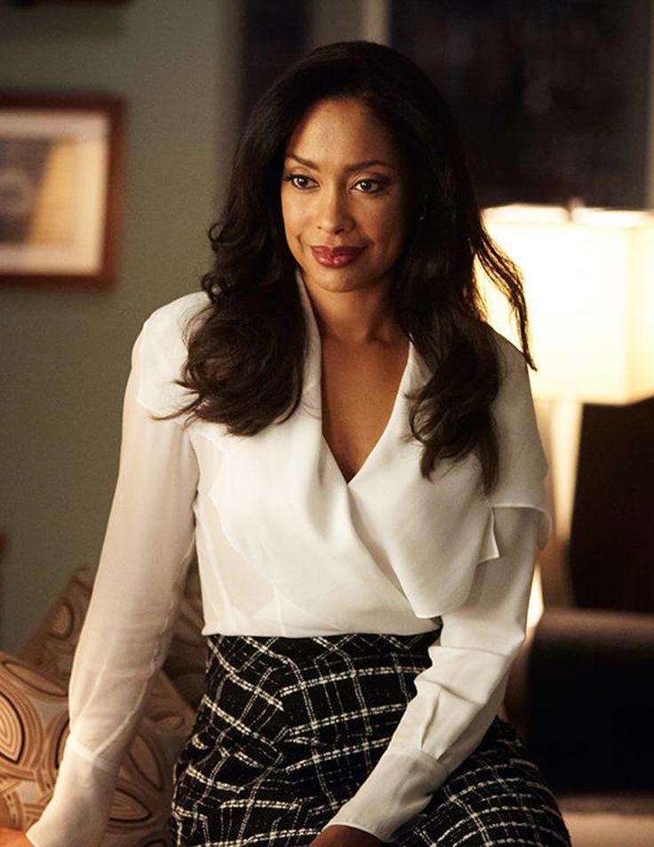 Jessica pearson da série Suits tem os looks mais elegantes e incríveis para o escritório, vale a pena conferir