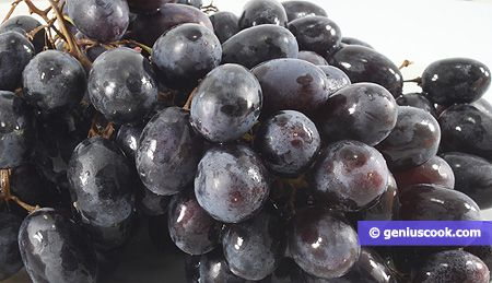 Blueberry and Grapes Enhance Immunity | Culinary News | Genius cook - Healthy Nutrition, Tasty Food, Simple Recipes