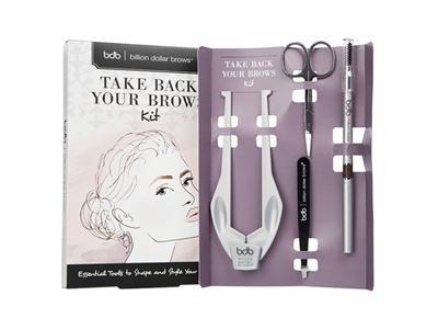 Billion Dollar Brows Kit fra Blush. Om denne nettbutikken: http://nettbutikknytt.no/blush-no/