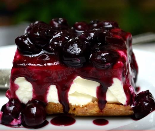 Blueberry Cheesecake Bars 1