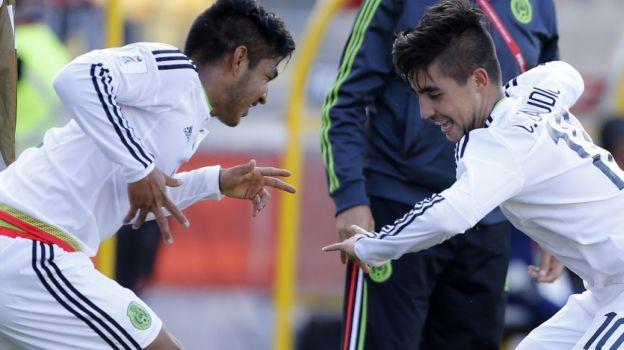 La Selección de México enfrentará este jueves al cuadro de Nigeria en partido por semifinales del Mundial Sub 17 de Chile. Este duelo se llevará a cabo a las 6:00 pm. en el Estadio Municipal Alcaldesa Ester Roa Rebolledo. Noviembre 04, 2015.