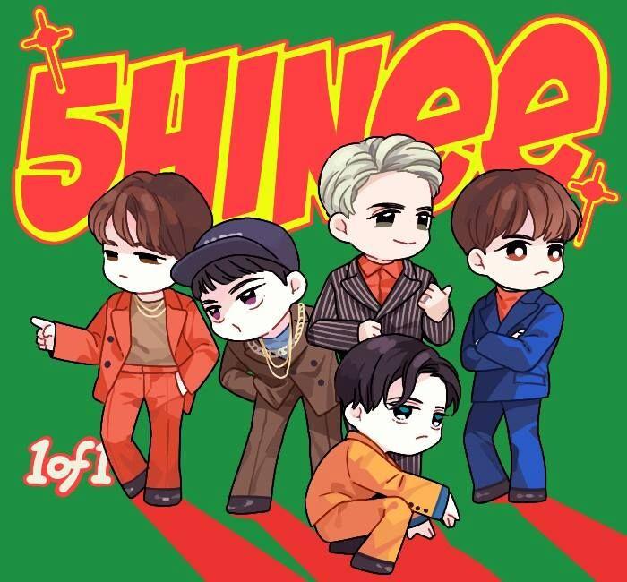 Shinee Anime