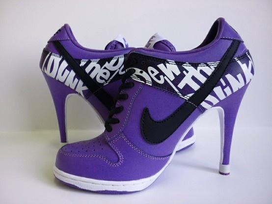nike high heels! eunnieo