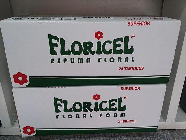 d-floresyrosas Venta de oasis en Chile. Espuma Floral FLORICEL
