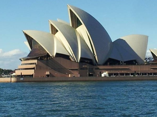 Opera House Sydney - photo taken during the Australasian Talent Conference, May 2012. #sydney