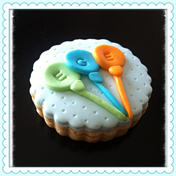 Doğum günü kurabiyeleri. Birthday cookies.. She bee pasta&kurabiye  She bee cake&cookie