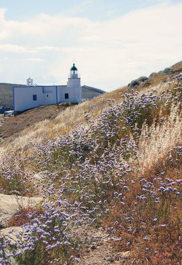 Lighthouse/Kea island
