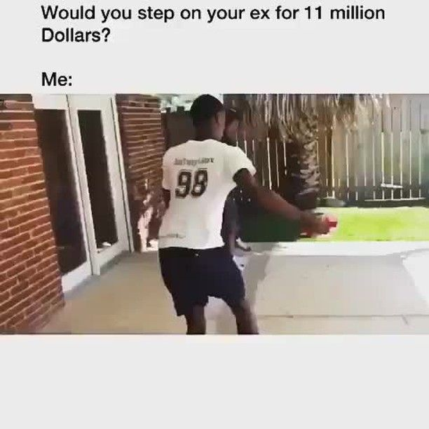 """From @unratedvideos Bet you can't spell out """"Step"""" letter by letter in the comments without getting interrupted  #savage#silly#hehe#haha#funny#lol#lmao#lmfao#memes#meme#hood#instafunny#hilarious#comedy#vine#vines#bruh#nochill#weak#smh#thuglife#ctfu#humor #mademelaugh #troll #laughing #cool #joke #devilzsmile #humour"""