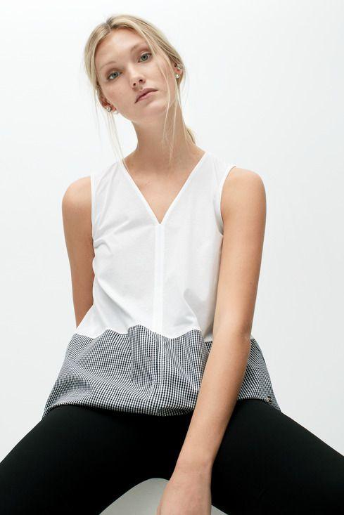 Camisetas y Tops | Mujer | Rebajas | Purificación García