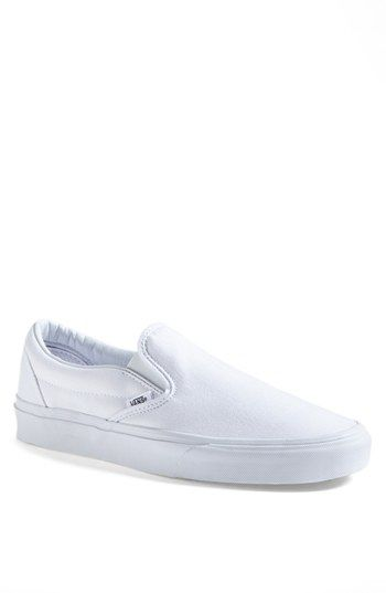 Vans Classic Slip-On (Men) available at #Nordstrom