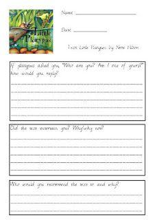 "The Woodlands Hub: ""Little Platypus"" Australian Curriculum - Year 2 Literature Plan"