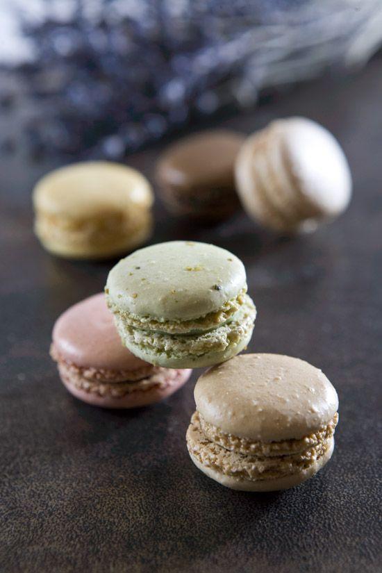 Macarons. Photo: Peter Brundin©