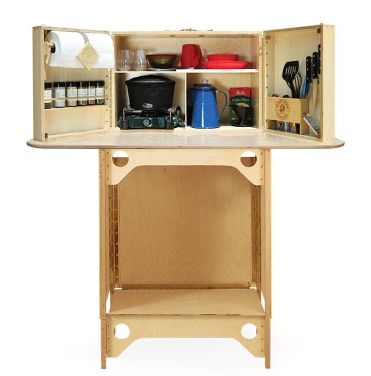 Portable Kitchen Bar: 68 Best Images About Portable Kitchen For Camping On