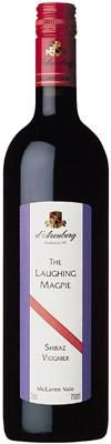 SHIRAZ VIOGNIER - D'ARENBERG LAUGHING MAGPIE MCLN VALE 07/08 $29.99  Great with casual food including pizza, pasta, fajitas, burritos