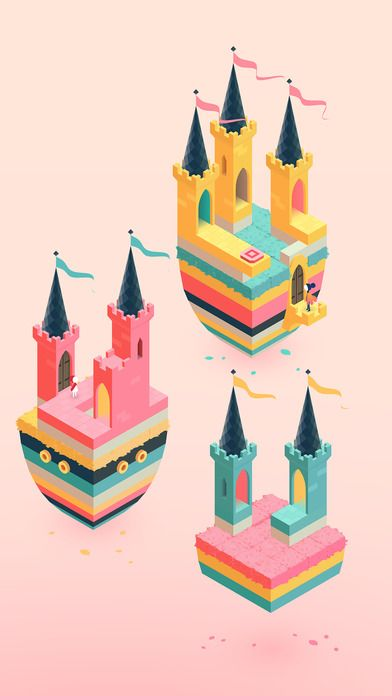 Monument Valley 2 by ustwo Games Ltd is featured in a collection on the App Store
