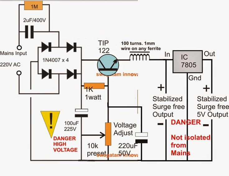 11 Pin Cube Relay Wiring Diagram Voltage Stabilized Transformerless Power Supply Circuit