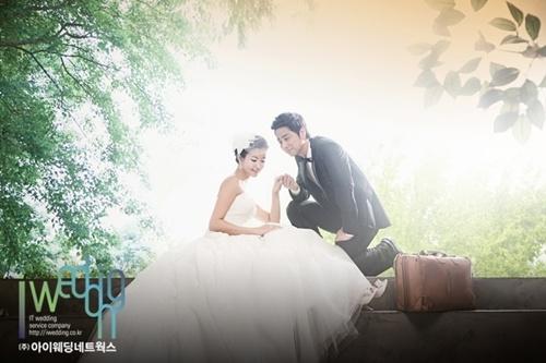방송인 김예분, MBC 공채 개그맨 차승환과 3월 결혼 - (주)아이웨딩네트웍스 - 플라자