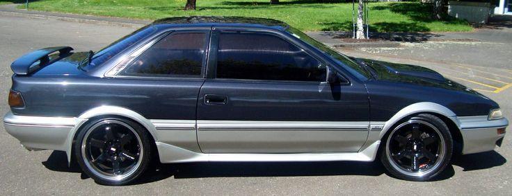 Toyota Trueno AE92 GTZ 1989