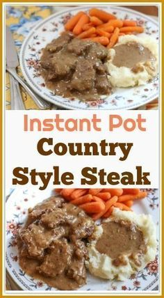 This is a step-by-step recipe on how to make delicious Instant Pot Country Style Steak. Country Style Steak is a favorite meal in many homes in the South. It is made with lightly battered cube steak that is cooked in a brown gravy and onions until tender. Typically, after frying, the cube steak is cooked...Read More »