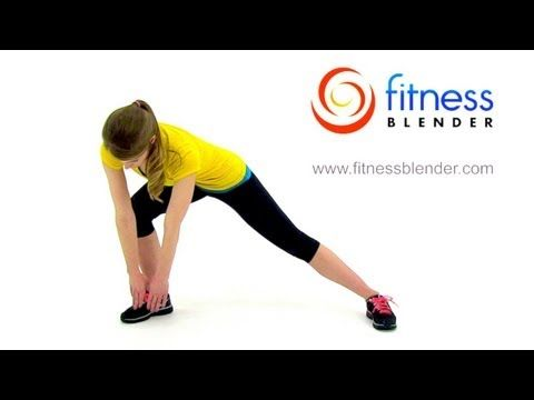 Fat Burning Low Impact Cardio Workout at Home - Recovery Cardio Training, Fitness Blender