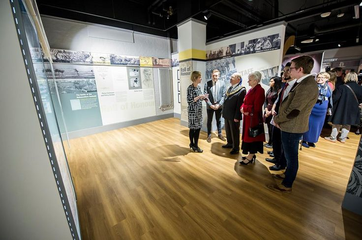 De Montfort University's Heritage Centre is now open, showcasing the rich history that surrounds our campus and the story of the university.