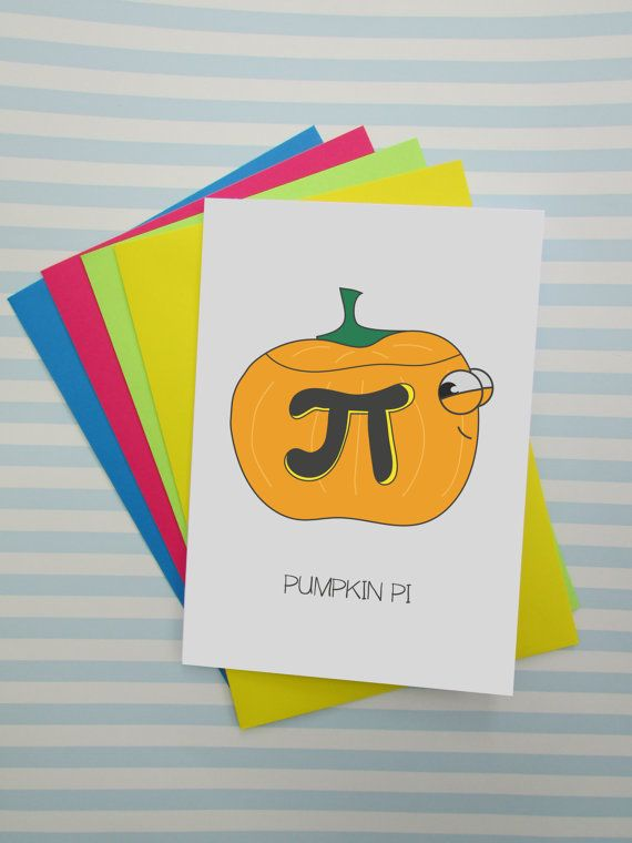 Thanksgiving Puns  Happy Thanksgiving Card  Quirky by cushobi
