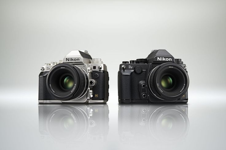Nikon Df een DSLR camera in retrostijl - http://dailym.net/2013/11/nikon-df/