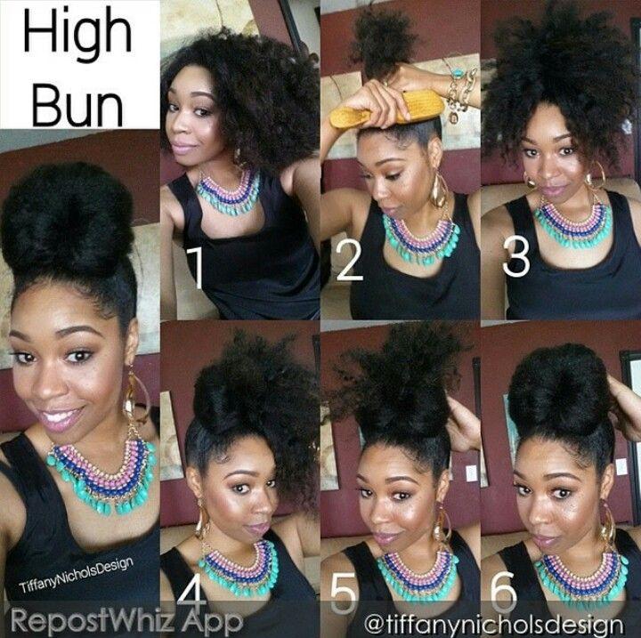 High Bun